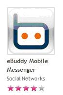eBuddy hits 100 million app downloads