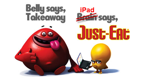 iPad users 350% hungrier than iPhone users