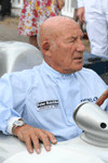 Oldies mobile conference nets Stirling Moss