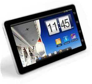 Viewsonic to launch Android tablet device