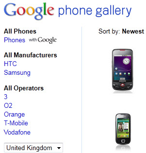 Phone + Android = Google Phone? Nope