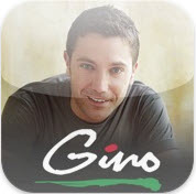 Gino D&#8217;Acampo Eating Italian app on iPhone and iPad