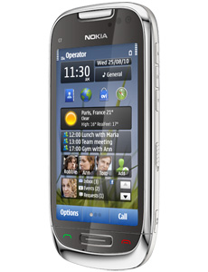 Nokia to start contactless payments in 2011?