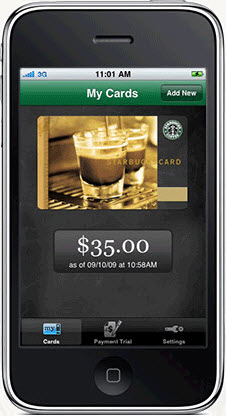 Starbucks rolls out mobile payments in the US