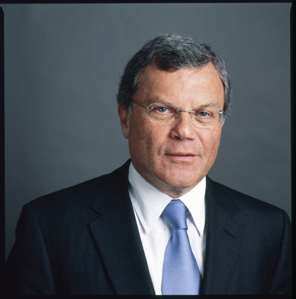 "Martin Sorrell ""apps still only touching the tip of the iceberg"""