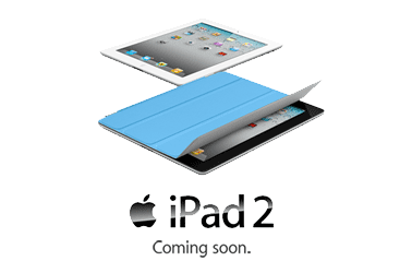 Vodafone pre-registration for iPad 2 opens