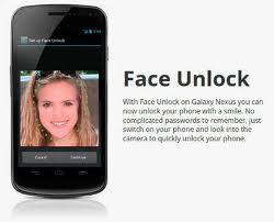 nexus face unlock